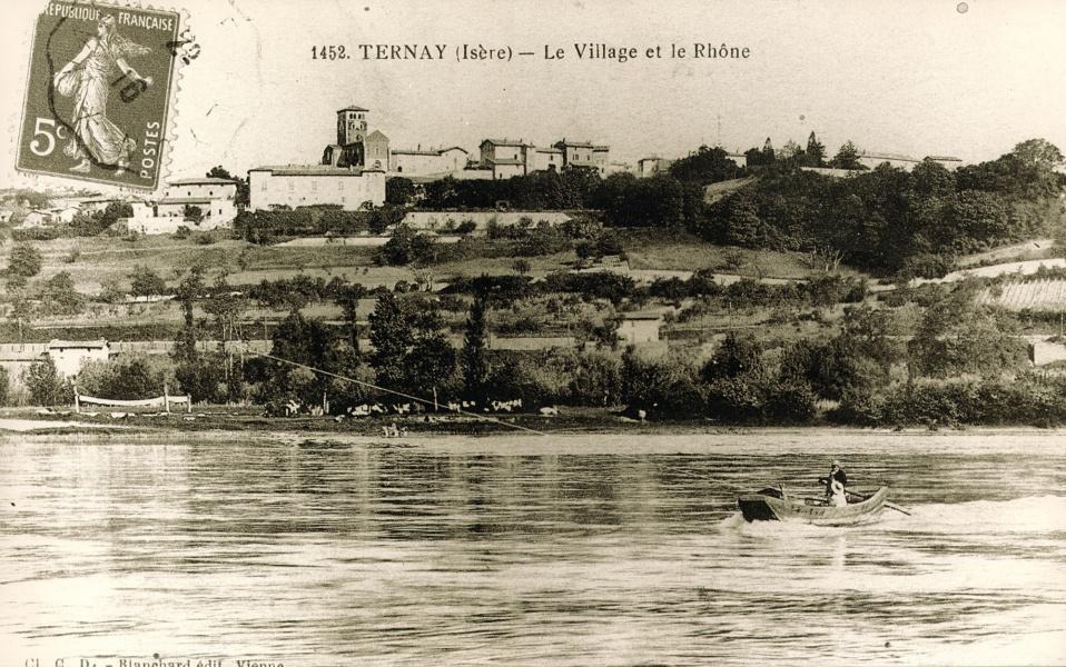 Bac à traille Grigny-Ternay© SMIRIL