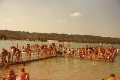 baignade premières années Grand Parc© Photothèque Segapale