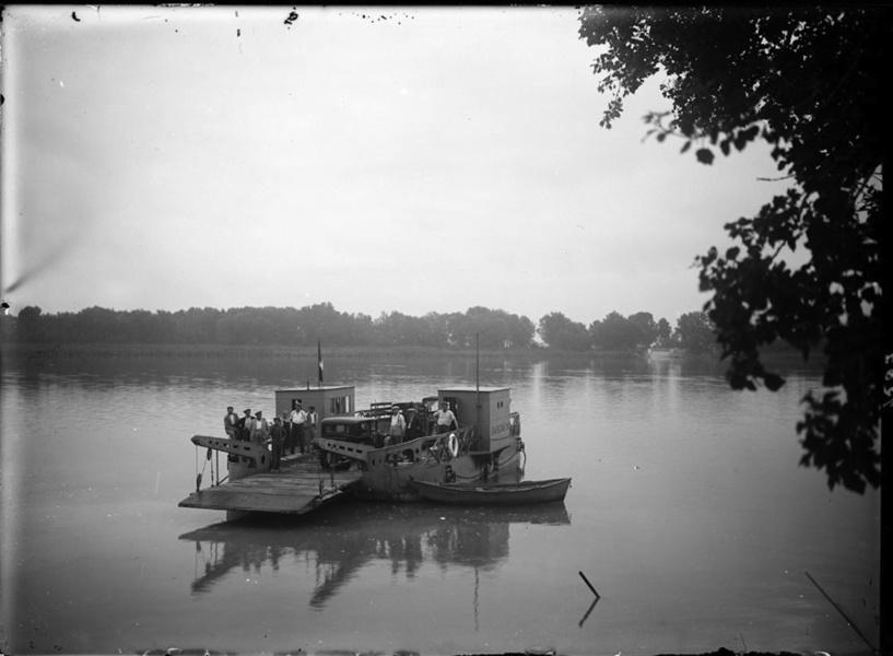 Barcarin I entre 1933 et 1940 © Carle Naudot, Numerisation David Huguenin Coll MdC