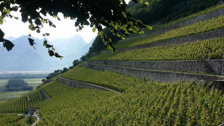 Canton du Valais © Andre Deyrieux