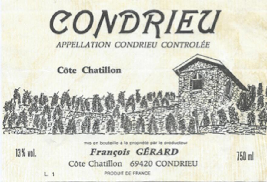 Condrieu Gérard © Jean-Paul Bravard