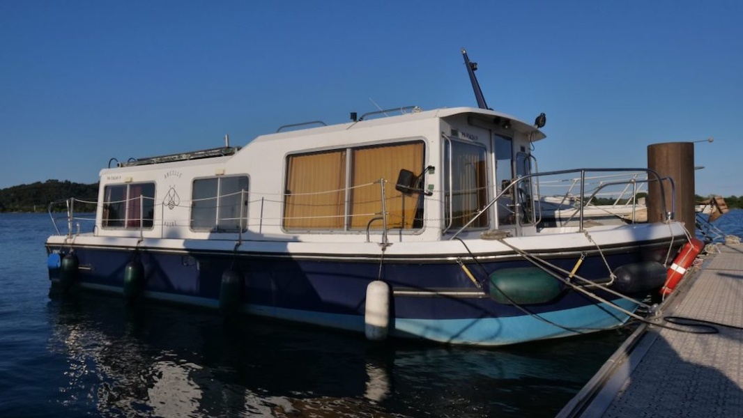 Croisiere embarquee sur Black Bee Boating © Festival ON 2020