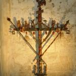 Croix des mariniers du mus√©e des Mariniers de Serrières (07)