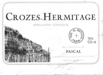 Crozes Pascal © Jean-Paul Bravard