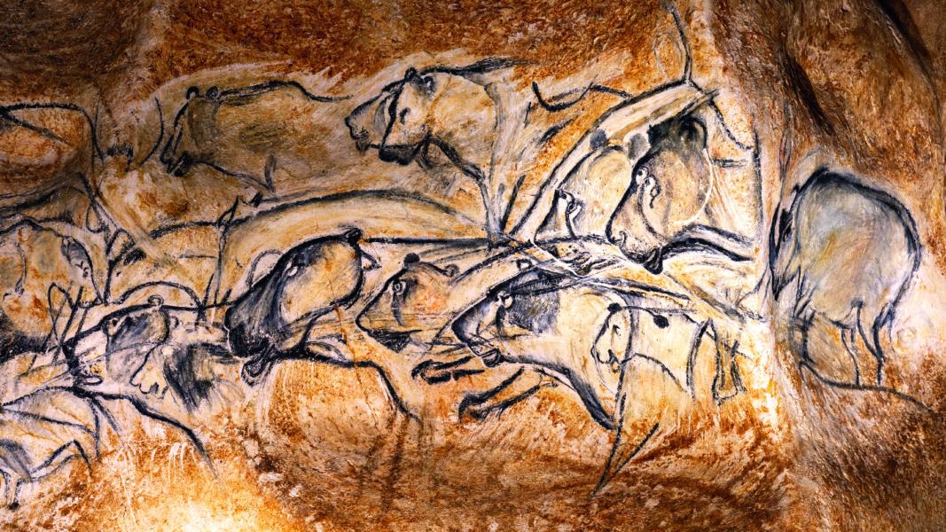 Grotte Chauvet © L-Fusade