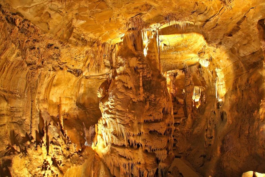 Grottes de Soyons © Michel Rissoan