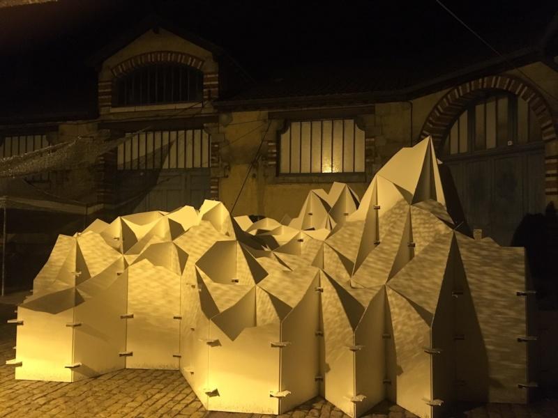 La Texture de la Houle Festival Chalon arts de la rue © DR Vincent MAUGER