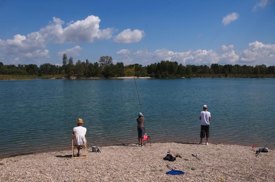Loisirs Pêche au Grand Parc Miribel Jonage ©C Bernard ABIABO 2017