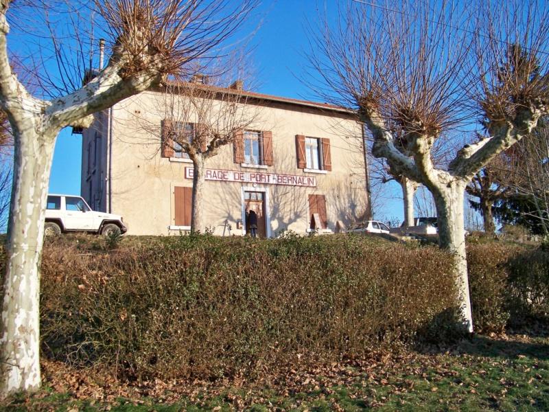 Maison éclusière Port Bernalin © Communauté de communes Dombes Saône Vallée