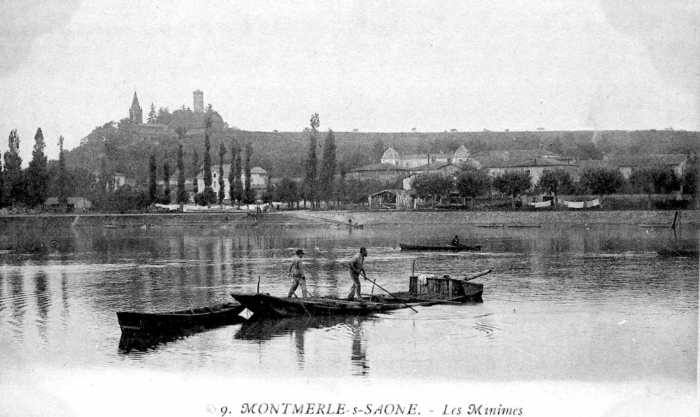 Montmerle dragueurs a main © PAH Dombes Saone Vallee