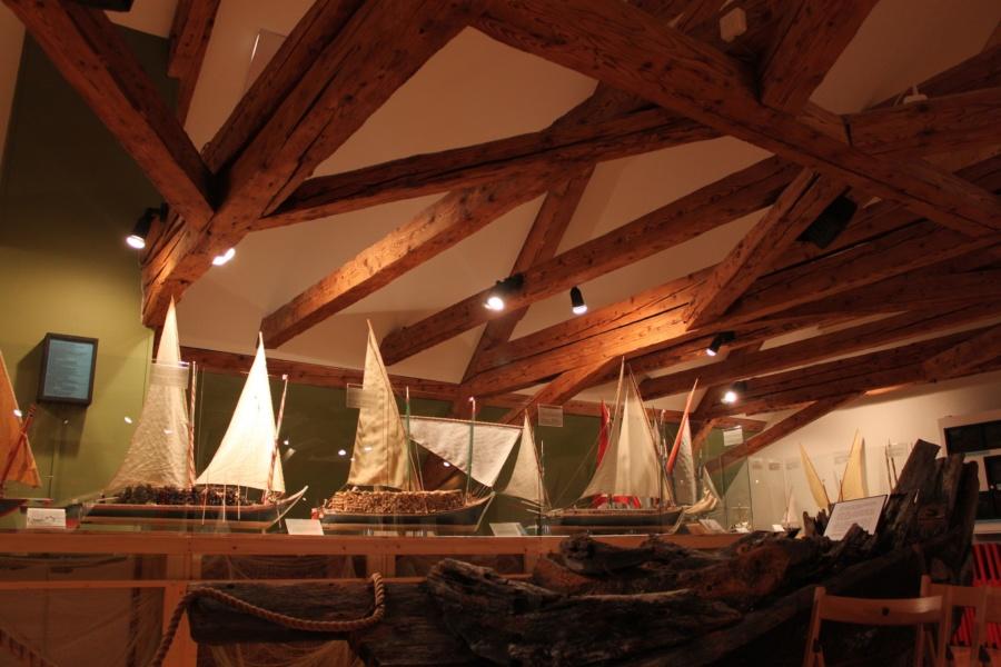 Musée des Traditions et des Barques du Léman © St Gingolph Promotion