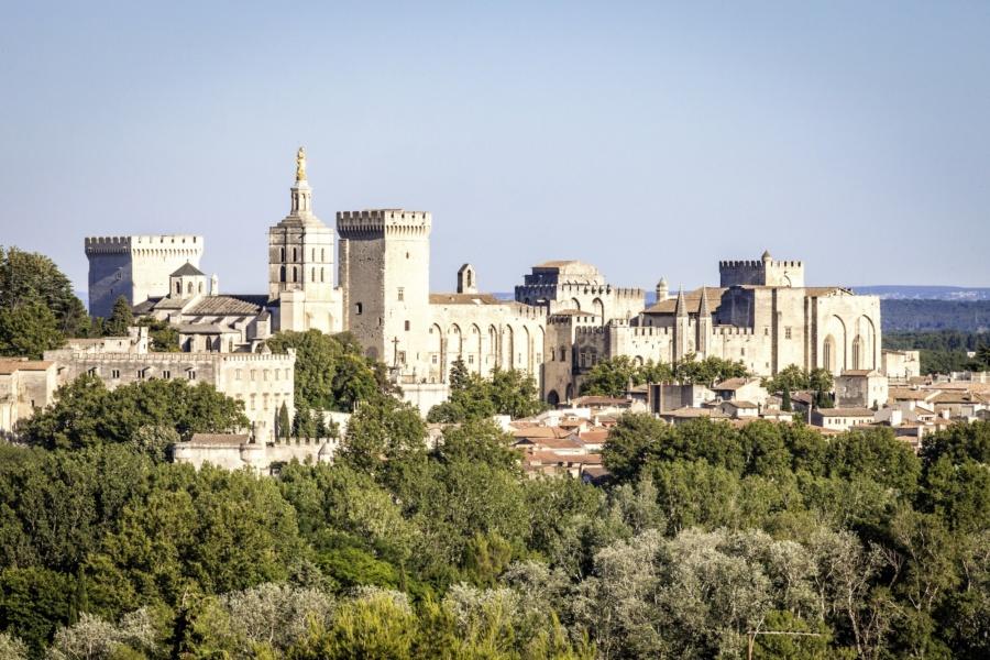 Palais Avignon © empreintedailleurs