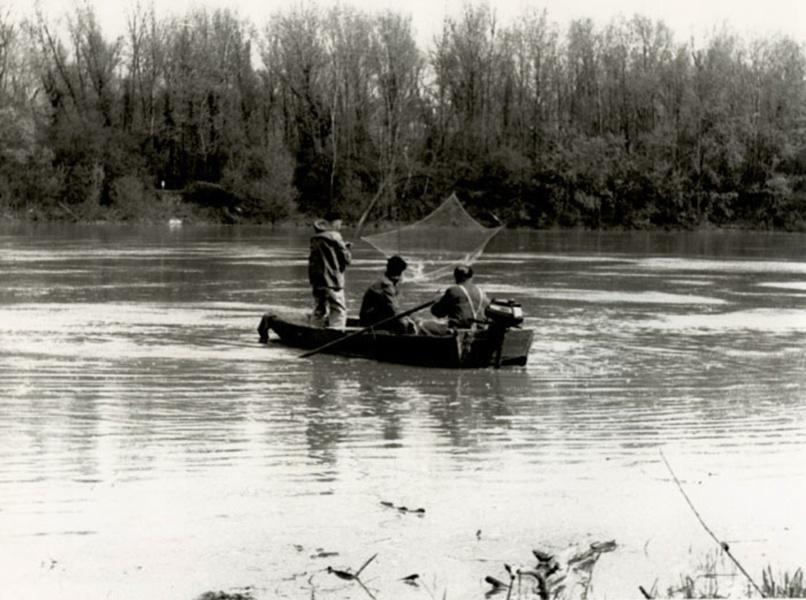 Pêche au Carrelet © SMIRIL