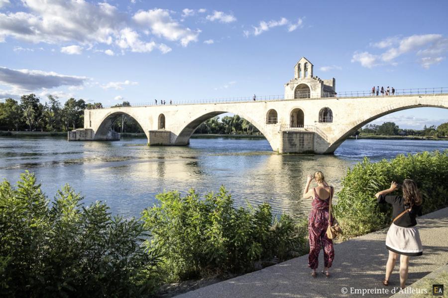 Pont Avignon © empreintedailleurs