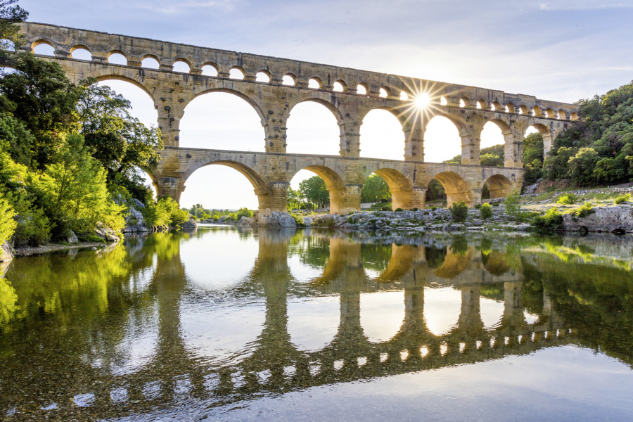 Pont du Gard © Aurelio Rodriguez