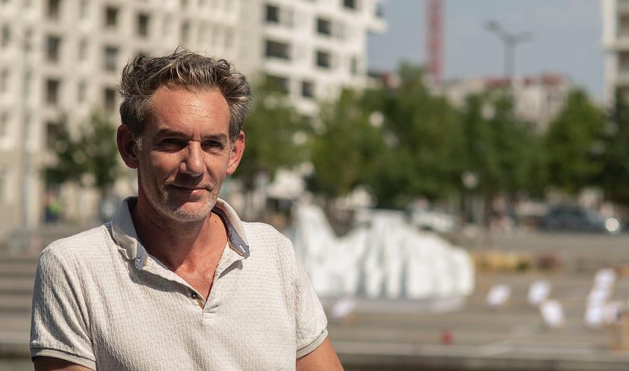 Portrait Mathieu Argaud © Romain Etienne