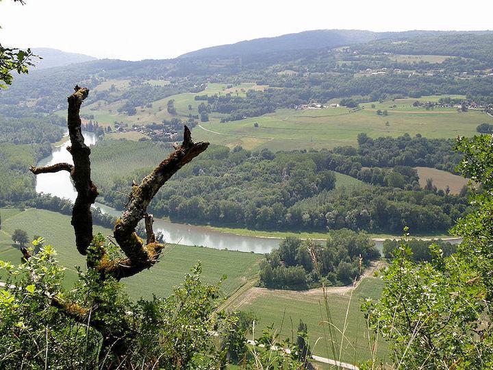 Vignes et Rhone © Coteaux du Lyonnais