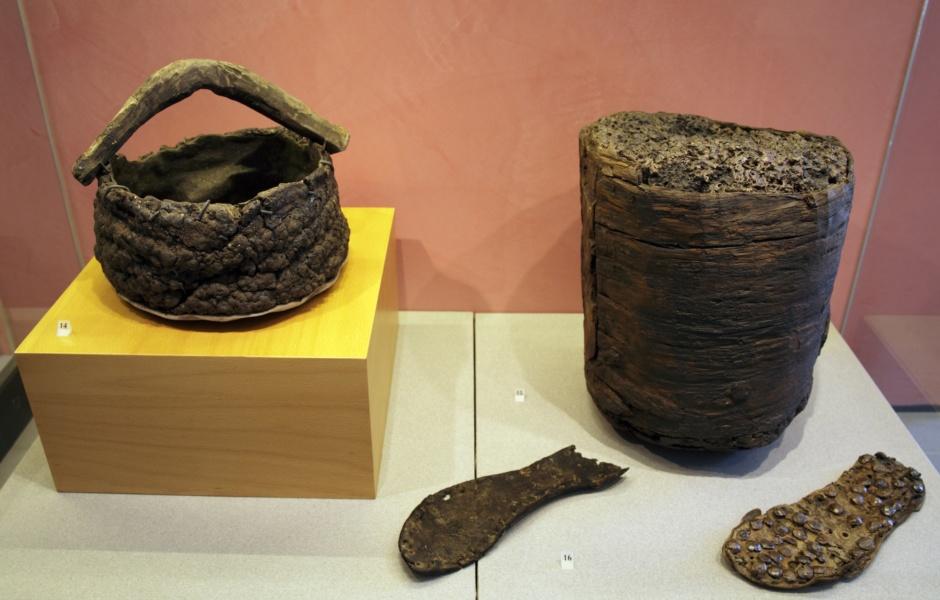 Vitrine objets des ouvriers du port©CD13-MDAA Remi Benali