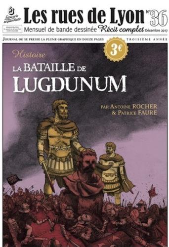 La bataille de Lugdunum © L'Epicerie sequentielle