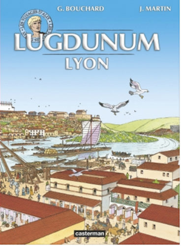 Lugdunum © Editions Casterman