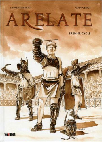 Arelate © L Sieurac 1000 Bulles
