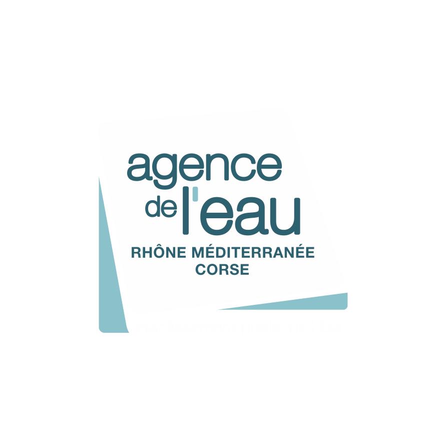 logo de l'Agence de l'eau Rhône Méditerranée Corse